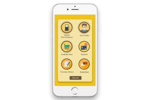 Portfolio for Design Your Mobile UI Design