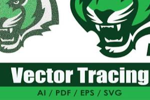 Portfolio for Vector Tracing , Logo Design