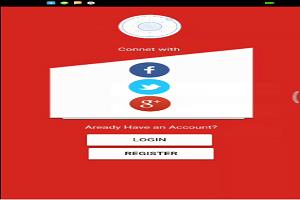 Portfolio for Ionic Angular Cross Platform Mobile App