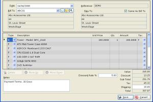 Portfolio for Custom Database Software Solutions