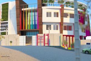 Portfolio for interior, facade and landscape design