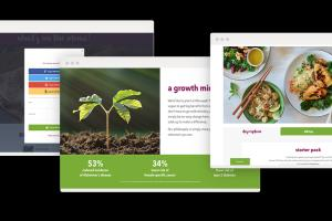 Portfolio for Web and Mobile applications