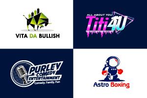 Portfolio for Modern business logo design.