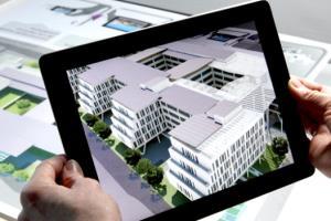 Portfolio for Augmented Reality App Development