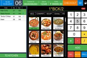 Portfolio for Restaurant POs System