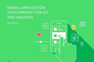 Portfolio for I phone Application Development