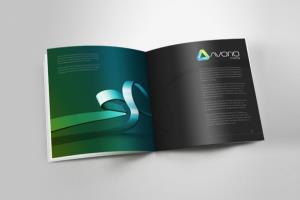 Portfolio for Brouchre Design