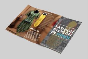 Portfolio for Leaflet or Flyer design