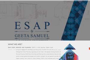 Portfolio for ESAP