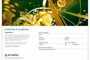 Portfolio for 3ds max and V-ray designer