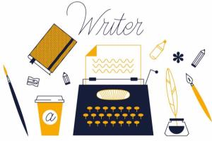 Portfolio for Content writer, Proofreader and Editor