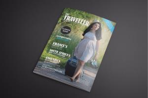 I Will Design Attractive Magazine Cover And Layout