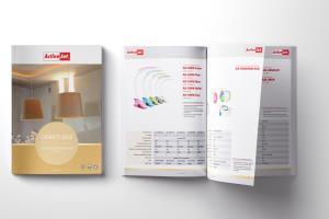 Portfolio for Brochures, Catalogs, Flyers, etc.