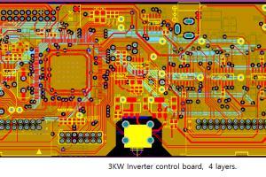 Portfolio for Circuit, PCB, Firmware, Manufacture, App