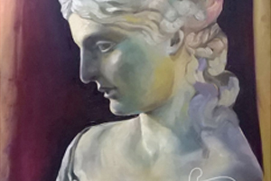 Portfolio for Potrait Painting (Manual)