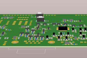 Portfolio for Pcb layout,schematics creation
