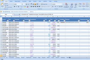 Portfolio for Data Editing
