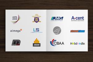 Portfolio for Professional creative graphic designer