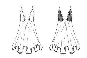 Portfolio for Clothing design