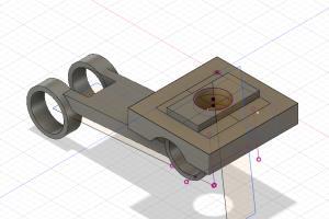 Portfolio for Mechanical Design, 3D, CAD/CAM