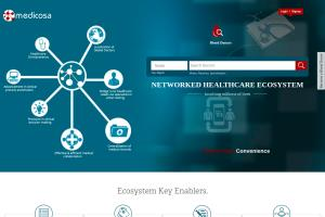 A cloud based 'Networked Healthcare Ecosystem