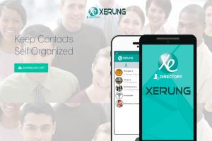 XERUNG - Contacts Directory Apps and Web