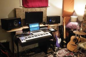 Portfolio for Session Musician (Bass Player)