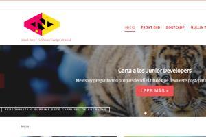 Portfolio for JavaScript | Back & Front end Developer