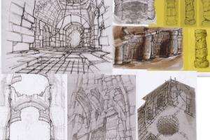 Portfolio for Concept Artist/ Storyboard Artist