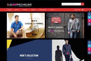 Portfolio for E-Commerce Website Design & Development