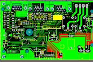 Portfolio for Electronic Design, PCB design.