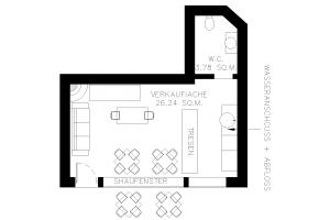 Portfolio for Redraw 2d Floorplan Using Auto cad