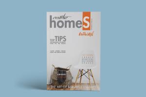 Magazine design Project