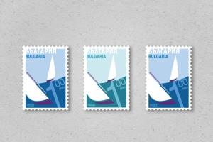 Postage stamps design Project