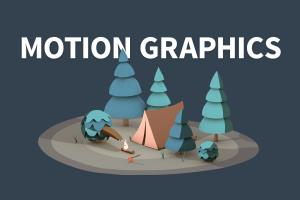 Portfolio for Motion Graphics