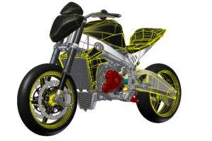 Portfolio for mechanical engineering - 3D 2D drawing