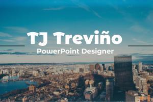 Portfolio for Presentation Designer
