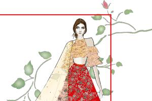 Portfolio for Fashion Illustrator