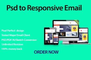 Portfolio for Clickable HTML email signature