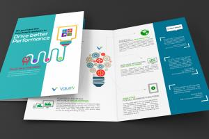 Portfolio for Trifold brochure