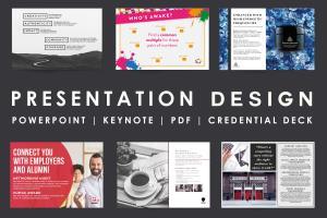 Portfolio for Presentation