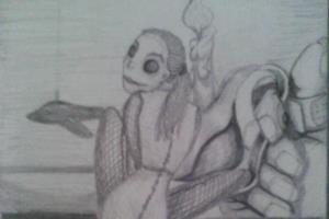 Portfolio for Sketch artist