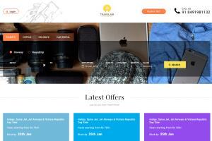 Portfolio for UI UX Designer / Web Developer
