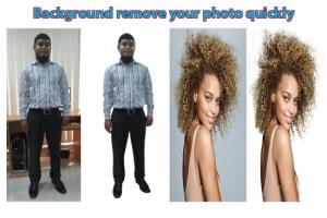 Portfolio for Background remove in Photoshop.