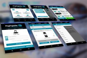 Portfolio for Mobile & Web Developer