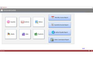 Portfolio for Microsoft Access Desktop Application