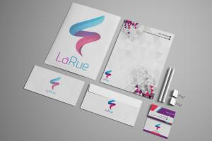 Portfolio for Design Professional Brand Identity