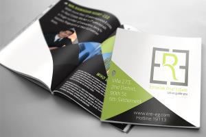 Portfolio for Desiging An Amazing Company Profile