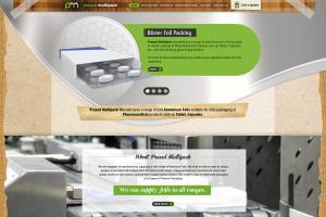 Portfolio for Creative Web and Graphic Designer