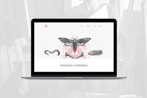 Portfolio for Websites, WordPress, landing page design